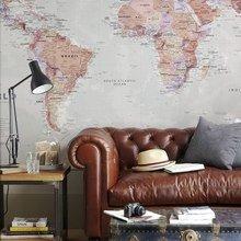 Фотография: Гостиная в стиле Кантри, Декор интерьера, DIY, Дом – фото на InMyRoom.ru