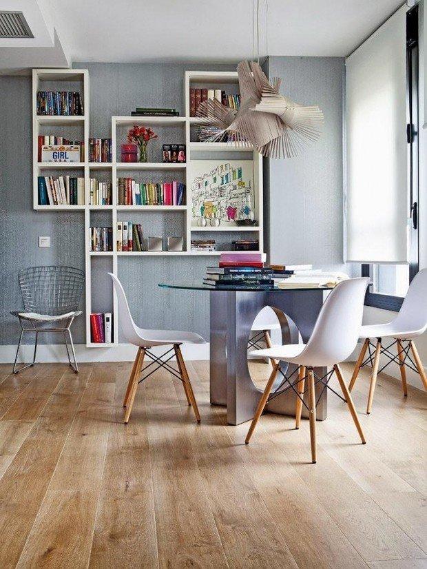 Фотография: Мебель и свет в стиле Лофт, Современный, Квартира, Дома и квартиры, Проект недели – фото на InMyRoom.ru