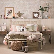 Фотография: Детская в стиле Кантри, Спальня, Интерьер комнат – фото на InMyRoom.ru