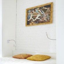 Фотография: Спальня в стиле Современный, Интерьер комнат, Цвет в интерьере, Белый, Проект недели – фото на InMyRoom.ru