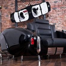 Фото из портфолио Мебель для автолюбителей: идеи и примеры – фотографии дизайна интерьеров на INMYROOM
