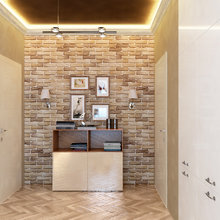 Фото из портфолио Намек на лофт – фотографии дизайна интерьеров на INMYROOM