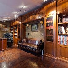 Фото из портфолио Квартира в неоклассике с видом на Неву. – фотографии дизайна интерьеров на INMYROOM