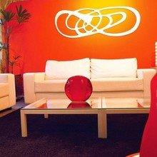 Фотография: Гостиная в стиле Современный, Офисное пространство, Офис, Дома и квартиры, Сад, Сан-Паулу, Графика, Граффити – фото на InMyRoom.ru