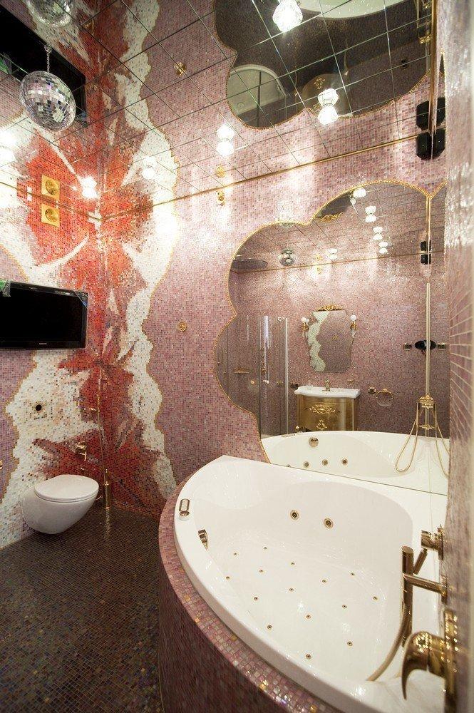 Фотография: Ванная в стиле Классический, Современный, Квартира, Дома и квартиры, Москва – фото на InMyRoom.ru