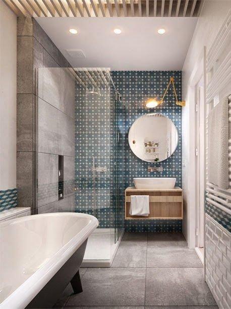 Фотография: Ванная в стиле Лофт, Эклектика, Декор интерьера, Декор – фото на InMyRoom.ru