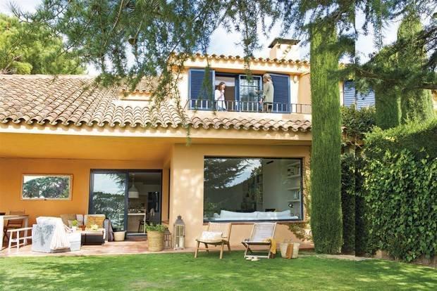 Фотография: Ландшафт в стиле , Современный, Декор интерьера, Дом, Белый, Желтый, Оранжевый, Эко – фото на INMYROOM