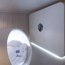 Фотография: Спальня в стиле Современный, Хай-тек, Дизайн интерьера – фото на InMyRoom.ru