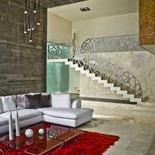 Фото из портфолио ITA House, Mexico – фотографии дизайна интерьеров на InMyRoom.ru