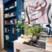 Фотография: Офис в стиле Современный, Гостиная, Декор интерьера, Интерьер комнат, Проект недели – фото на InMyRoom.ru