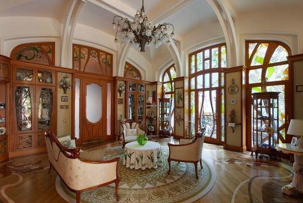 Фотография: Гостиная в стиле Классический, Декор интерьера, Модерн, модерн в интерьере – фото на InMyRoom.ru