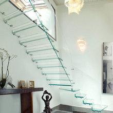 Фотография:  в стиле Хай-тек, Современный, Декор интерьера, Декор дома, Лестница – фото на InMyRoom.ru