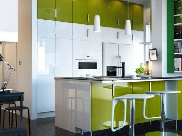 Фотография: Прочее в стиле , Кухня и столовая, Малогабаритная квартира, Интерьер комнат – фото на InMyRoom.ru