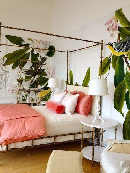 Фотография: Спальня в стиле Восточный, Декор интерьера, Декор дома, Плетеная мебель – фото на InMyRoom.ru