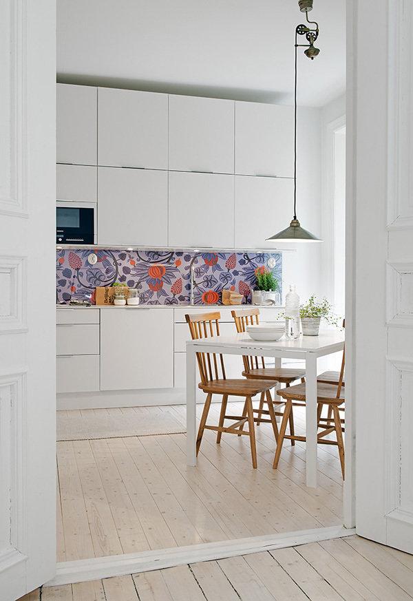 Фотография: Кухня и столовая в стиле Лофт, Скандинавский, Интерьер комнат, Проект недели – фото на InMyRoom.ru