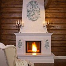 Фотография: Декор в стиле Кантри, Классический, Современный, Квартира, Дома и квартиры – фото на InMyRoom.ru