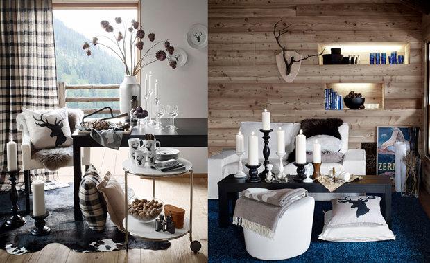 Фотография: Прочее в стиле , Индустрия, Новости, IKEA, Посуда, Подушки, Свечи, Шале, Плед – фото на InMyRoom.ru