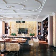 Фото из портфолио Дизайн интерьера объединенной гостиной и кухни – фотографии дизайна интерьеров на InMyRoom.ru