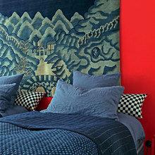 Фотография: Спальня в стиле Кантри, Современный, Эклектика – фото на InMyRoom.ru
