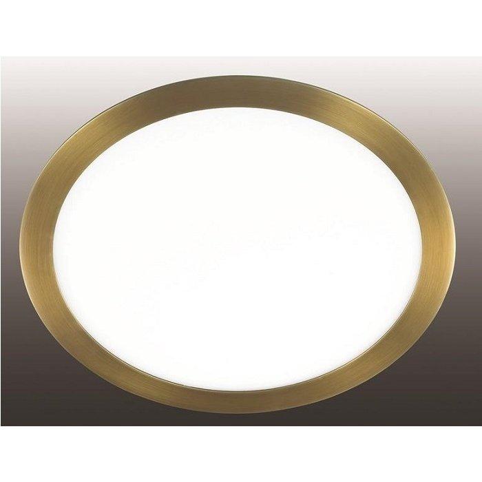Встраиваемый светильник Novotech Lante