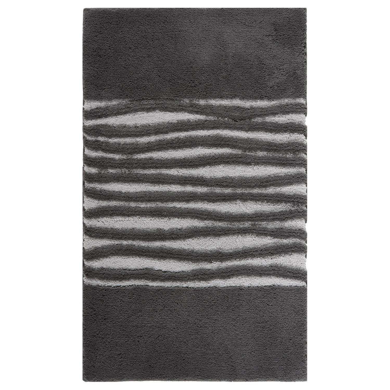 Коврик для ванной Morgan черный 60x100 см