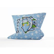 Подушка для мальчика: Морская легенда