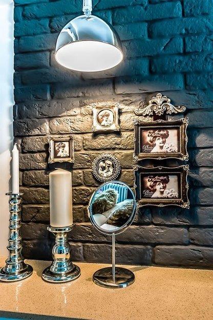 Фотография: Кабинет в стиле Современный, Спальня, Декор интерьера, Интерьер комнат, Ар-деко – фото на InMyRoom.ru
