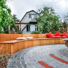 Фотография: Ландшафт в стиле Кантри, Современный, Стиль жизни, Дача, Дачный ответ – фото на InMyRoom.ru