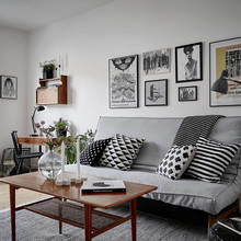 Фото из портфолио  Fredbergsgatan 3 C – фотографии дизайна интерьеров на INMYROOM