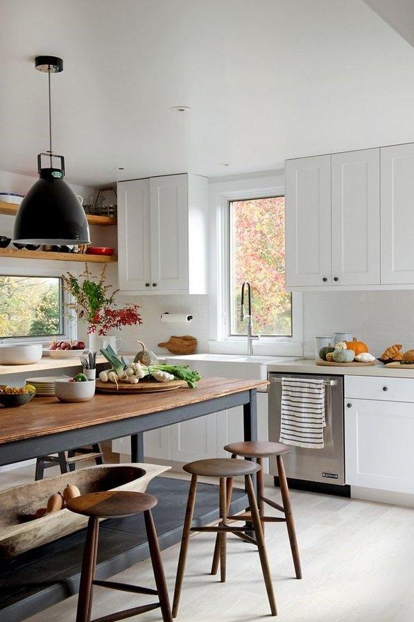 Фотография: Кухня и столовая в стиле Скандинавский, Квартира, Советы, уборка, Мэри Кондо, секреты уборки, как облегчить процесс уборки – фото на InMyRoom.ru