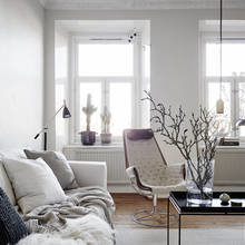 Фото из портфолио Övre Djupedalsgatan 11 D – фотографии дизайна интерьеров на INMYROOM