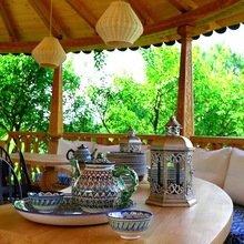 Фотография: Кухня и столовая в стиле Кантри, Современный, Ландшафт, Стиль жизни, Женя Жданова – фото на InMyRoom.ru