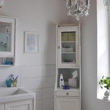 Фотография: Ванная в стиле Кантри, Скандинавский, Мебель и свет, IKEA, Интервью, ИКЕА – фото на InMyRoom.ru