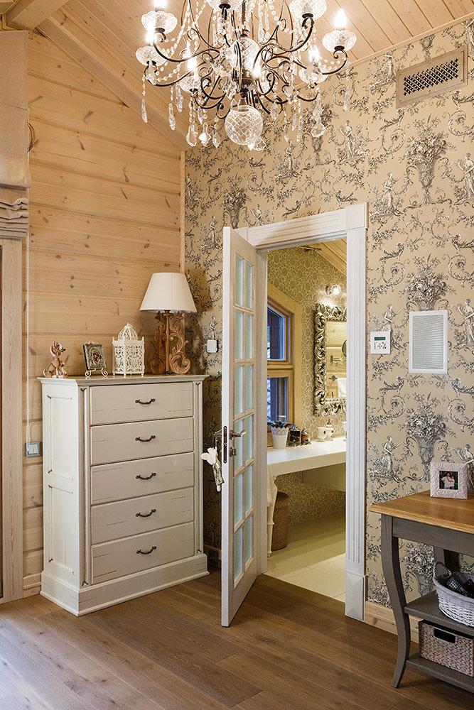 Фотография: Мебель и свет в стиле , Классический, Дом, Дома и квартиры, Проект недели, Дача – фото на InMyRoom.ru