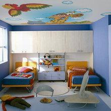 Фото из портфолио дети – фотографии дизайна интерьеров на InMyRoom.ru