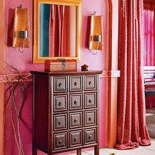 Фотография: Декор в стиле Классический, Современный, Восточный, Эклектика – фото на InMyRoom.ru
