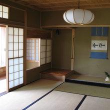 Фотография:  в стиле Восточный, Декор интерьера, Декор дома, Японский – фото на InMyRoom.ru