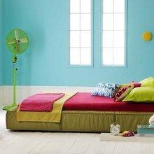 Фотография: Спальня в стиле Современный, Минимализм, Лофт, Индустрия, Люди, Греция – фото на InMyRoom.ru
