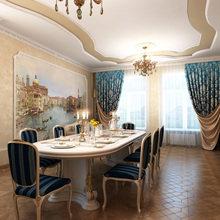 Фото из портфолио Большой дом в п. Юбилейный – фотографии дизайна интерьеров на InMyRoom.ru