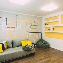 Фотография: Гостиная в стиле Современный, BOSCH, Dulux, ИКЕА – фото на InMyRoom.ru
