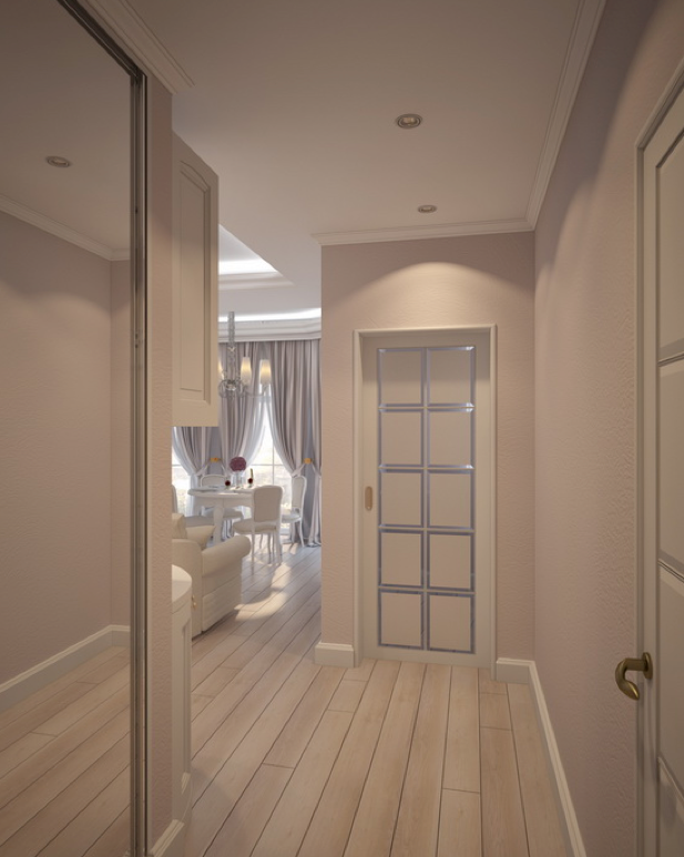Фотография: Прихожая в стиле Классический, Малогабаритная квартира, Дом, Дома и квартиры – фото на InMyRoom.ru