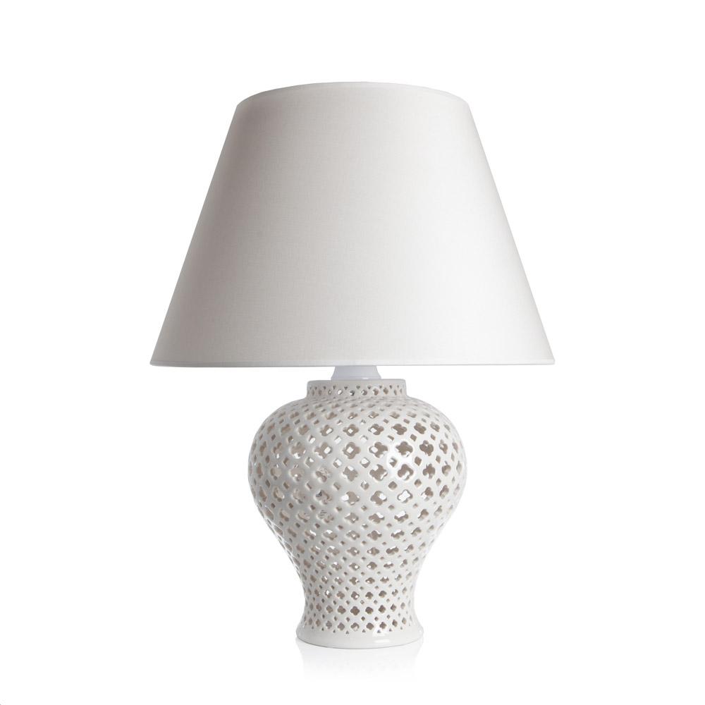 Купить Фарфоровая лампа Loca Nera Giara из фарфора, inmyroom, Италия