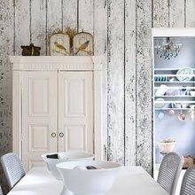 Фотография: Кухня и столовая в стиле Кантри, Декор интерьера, Декор дома, Обои, Стены, Картины, Принт, Панно, Roommy.ru – фото на InMyRoom.ru