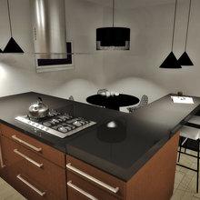 Фото из портфолио Апартаменты для бизнесмена – фотографии дизайна интерьеров на InMyRoom.ru