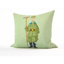 Подушка для смелого парня: Бравый солдат