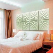 Фото из портфолио 3D Стеновые панели – фотографии дизайна интерьеров на INMYROOM