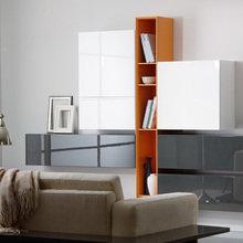 Фото из портфолио Модульная система для гостиной Sibox b014 – фотографии дизайна интерьеров на INMYROOM