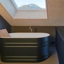 Фото из портфолио Деревянный дом в Верхней Баварии – фотографии дизайна интерьеров на INMYROOM