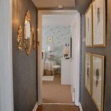 Фотография: Прихожая в стиле Кантри, Квартира, Дома и квартиры, Переделка – фото на InMyRoom.ru