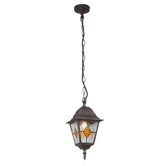 Уличный подвесной светильник BRILLIANT JASON
